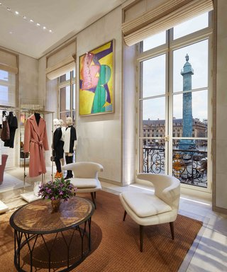 Does This Louis Vuitton Store Have The Best View Ever?