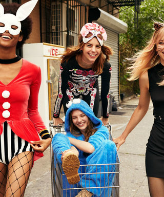 This Is How You Do Halloween, The H&M Way(Hint: Chic AND Cheap)