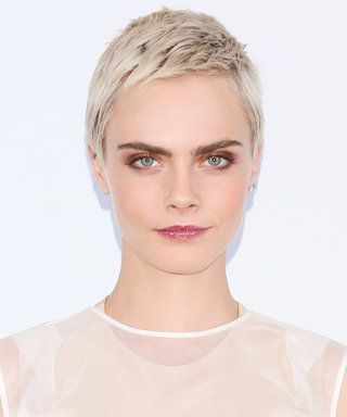 Cara Delevingne Just Gave Her Pixie the Ultimate Fall Makeover