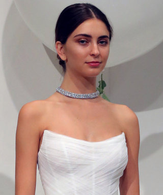 The Prettiest Mermaid Wedding Dresses from Bridal Fashion Week