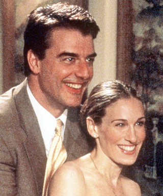 Carrie Bradshaw and Mr. Big Are Basically Instagram Official