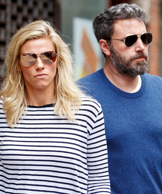 Ben Affleck and Lindsay Shookus Look Completely Smitten While Shopping for Art