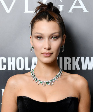 Bella Hadid Celebrated Her 21st Birthday in a Booty-Baring Thong
