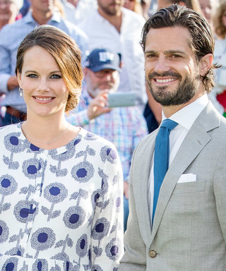 See the First Photo of Sweden's Prince Gabriel with the Entire Family