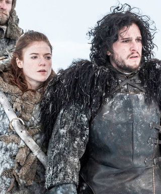 Game of Thrones Will Pause Production for Kit and Rose's Wedding