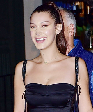 Bella Hadid's Birthday Dress Is Peak Bella Hadid