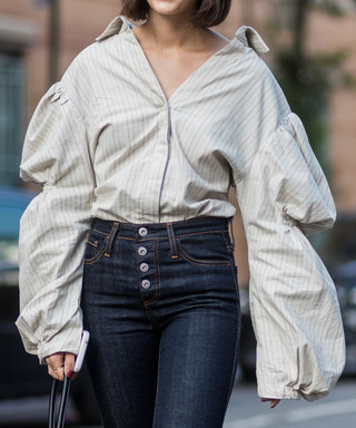 8 Statement-Sleeve Tops to Rock This Fall