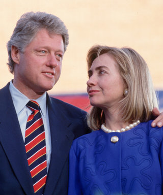 These Vintage Pics of Bill and Hillary Clinton Will Give You So Many Feels