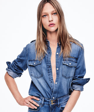 How Frame Denim Is Making Jeans Downright Glamorous