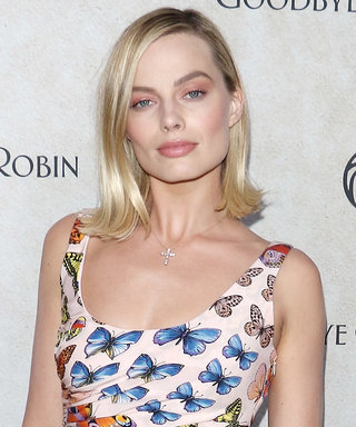 Margot Robbie's Butterfly Gown Is Everything We've Ever Wanted in Life, Ever
