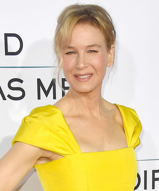 Renée Zellweger Chose a Little Yellow Dress for Her Red Carpet Return