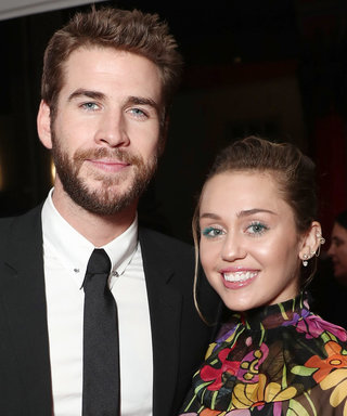 Miley Cyrus and Liam Hemsworth Continue to Fuel Wedding Rumors by Wearing Matching Bands