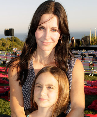 Courteney Cox's 13-Year-Old Daughter Twins with Mom