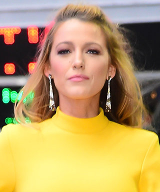 Blake Lively Gets Away with Wearing All Yellow Everything (and We're Obsessed)