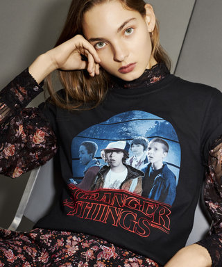 "This Topshop X Stranger Things Collab Will Turn Your World ""Upside Down"""