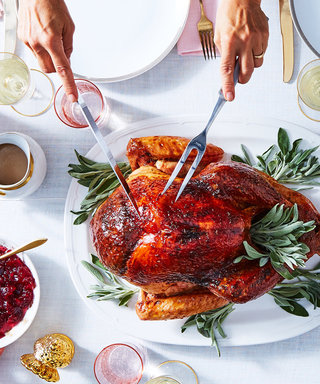 We Discovered the Easiest Way to Make a Martha Stewart-Approved Thanksgiving Dinner