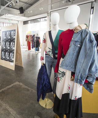 Diane von Furstenberg Opens Pop-Up Shop in San Francisco