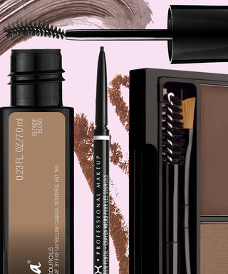 These Are the Best Brow Products at $10 and Under