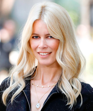 """Claudia Schiffer Says This Is the One Beauty """"Rule""""You Need to Break"""