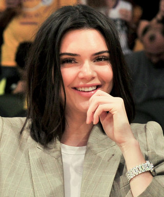 Kendall Jenner Scores a Fashion Slam Dunk at L.A. Clippers Game