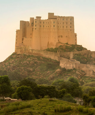 You Can Honeymoon in This 230-Year-Old Warrior Fortress