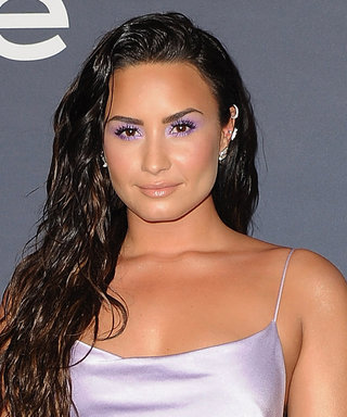 Demi Lovato's InStyle Awards Look Is an Early 2000s Throwback