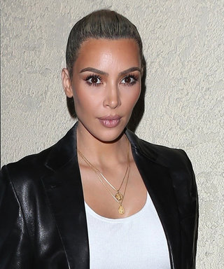 Kim K Wore the Ultimate LWD to Her Belated Armenian-Style Birthday Celebration