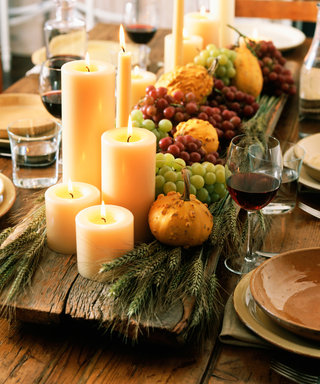 12 Rustic-Chic Thanksgiving Decorations Under $25