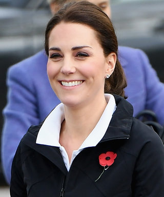 Watch Kate Middleton Play Tennis with Kids atNational Tennis Centre