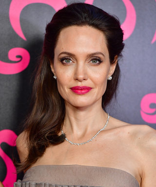 Angelina Jolie Is the Most Glamorous Baskin-Robbins Customer Alive