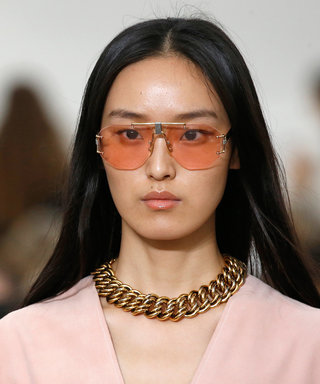Shop Thick Gold Chains Inspired by Celine Spring 2018 Runway