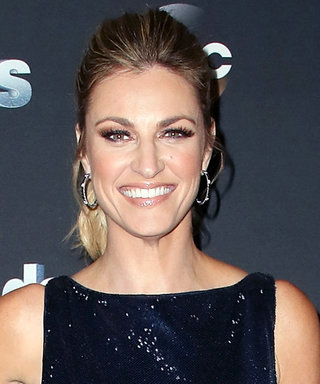 Erin Andrew's Sparkly Jumpsuit for DWTS Halloween Night Was Scary Good