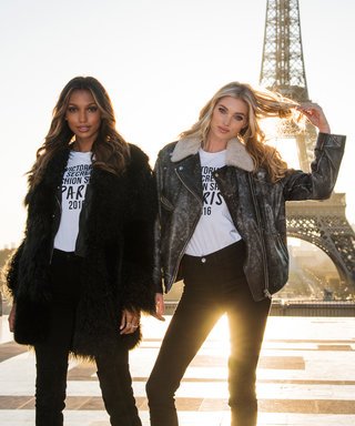 The Victoria's Secret Angels Now Have their Own Lip Kits