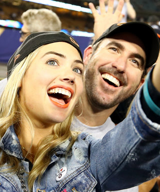 Unlike the Rest of L.A., Kate Upton Is Ecstatic Over the Houston Astros's World Series Win