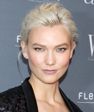 Daily Beauty Buzz: Karlie Kloss's Knotted Updo