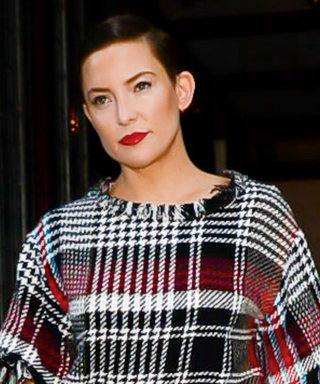 Kate Hudson Is out There Wearing Head-To-Toe Plaid, You Guys