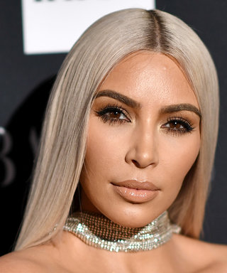 Kim Kardashian's Hairstylist Has a Genius Secret Weapon for Fighting Frizz