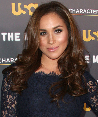 Meghan Markle Has a Minidress Version of the Lace Gown Kate Middleton Just Wore