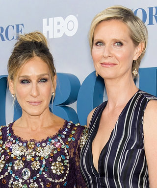 SJP and Cynthia Nixon Just Had the Ultimate SATC Reunion