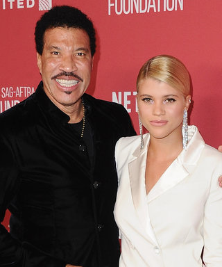 Lionel Richie and Sofia Richie Have the Cutest Father-Daughter Date Night