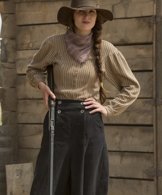 Michelle Dockery On The Netflix Western That'll Make You Forget Lady Mary For Good