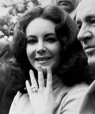This Massive Diamond Ring Richard Burton Gave Elizabeth Taylor Is About to Make History