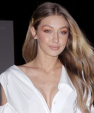 Gigi Hadid Found a Way to Make Flats Look Fancy