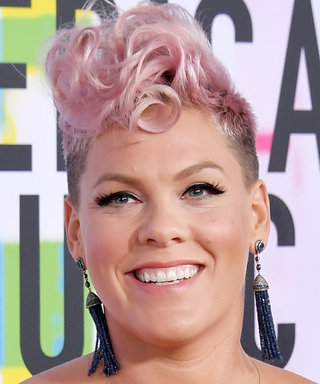 Pink Denies Claims She Cringed During Christina Aguilera's Whitney Houston Tribute