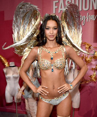 The $2 Million Victoria's Secret Fashion Show Fantasy Bra Was Worn by This Model