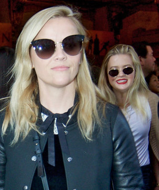 Reese Witherspoon and Ava Phillippe Twin During Mother-Daughter Hamilton Outing