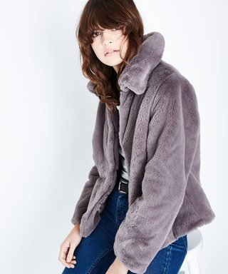 A Faux Fur Cover Up That Looks Way More Expensive Than Its £33.75 Price Tag
