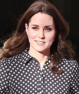 Kate Middleton's Kate Spade Dress Is Perfect for Colder Temperatures