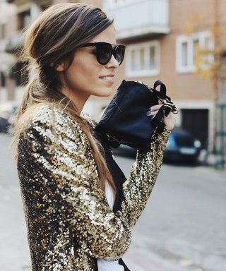 Sequin Blazers Are Pinterest's Latest Obsession
