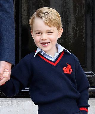 Prince George Wrote Santa a Handwritten Letter and He Only Wants One Thing This Christmas